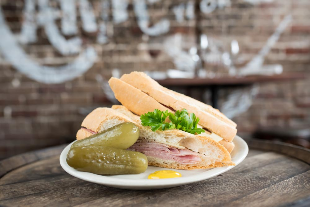 Cuban with Pickles