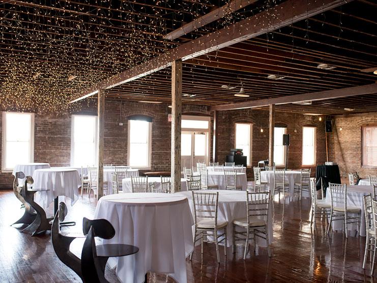 Small Banquet Halls